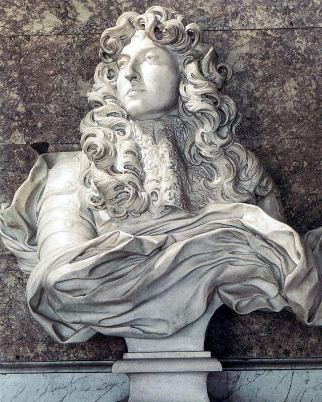 Bust of Louis XIV