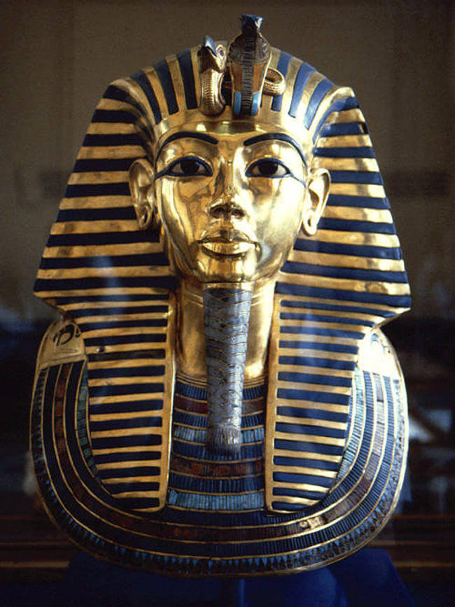 Mask of Tutankhamum